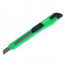 Нож универсальный TUNDRA basic, квадратный фиксатор, 9 мм