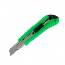 Нож универсальный TUNDRA basic, квадратный фиксатор, 18 мм