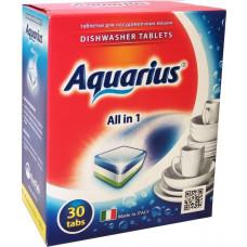 Таблетки для посудомоечных машин Lotta (Лотта) Aquarius, 30 шт