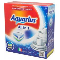 Таблетки для посудомоечных машин Lotta (Лотта) Aquarius, 60 шт