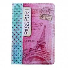 Обложка для паспорта PASSPORT Париж