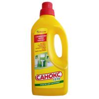 Санокс гель чистящее средство для сантехники, 1100 мл