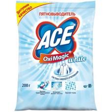 Пятновыводитель Ace (Айс) Oxi Magic White, 200 г