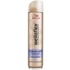 Лак для волос Wellaflex (Веллафлекс) Объём до 2-х дней - Суперсильной фиксации № 3, 250 мл