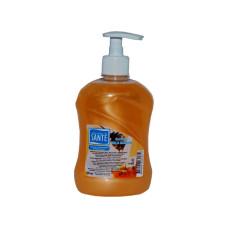 Жидкое крем-мыло Sante (Санте) Мед и молоко, с дозатором, 500 мл