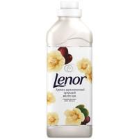 Кондиционер для белья Lenor (Ленор) Масло ши, концентрат, 910 мл