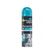 Дезодорант-антиперспирант мужской спрей Garnier (Гарньер) Эффект чистоты, 150 мл
