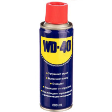 Средство для тысячи применений смазка универсальная WD-40 (ВД-40), 200 мл