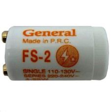 Стартер 4-22 Вт 110-130 В FS-2