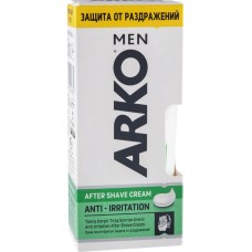 Крем после бритья Arko (Арко) Anti-Irritation, 50 г