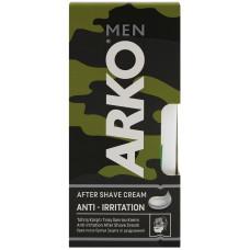 Крем после бритья Arko (Арко) Anti-Irritation, 50 г
