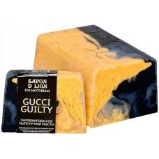 Парфюмированное мыло ручной работы Savon D Lion по мотивам Gucci guilty, 100 г