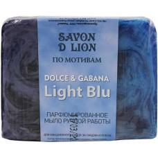 Парфюмированное мыло ручной работы Savon D Lion по мотивам Dolce & Gabana, 100 г
