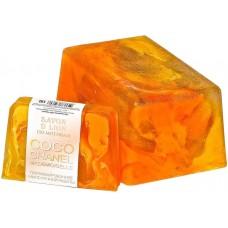 Парфюмированное мыло ручной работы Savon D Lion по мотивам Coco Chanel, 100 г