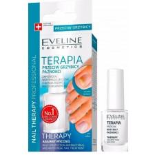Средство для ногтей антибактериальная терапия Nail Therapy Professional Eveline, 12 мл