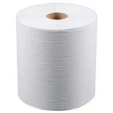Полотенца бумажные 2-слойные, 110 м