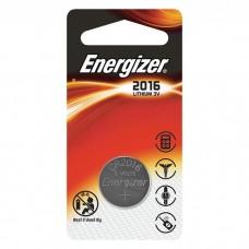 Батарейка литиевая таблетка Energizer (Энерджайзер) CR2016, 1 шт