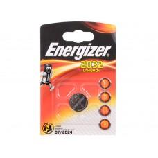 Батарейка литиевая таблетка Energizer (Энерджайзер) CR2032, 1 шт