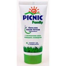 Бальзам после укусов Picnic Family, 30 мл