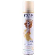 Лак для волос Olivia (Оливия) сильной фиксации с экстрактом Жожоба, 250 мл