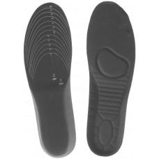 Стельки для обуви ортопедические, универсальные, текстильные, 2 шт
