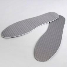 Стельки для обуви текстильные, с массажным эффектом, универсальные, цвет микс, 2 шт