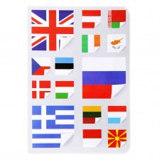 Обложка для паспорта Flags