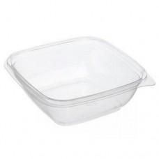 Контейнер пластиковый одноразовый СпК-1616 прозрачный, 750 мл, 75 шт
