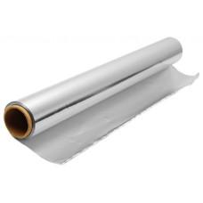 Фольга алюминиевая ПП, 11 мкм, 30 см х 70 м