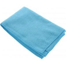 Салфетка из микрофибры (без упаковки) цвет бирюза, 50х60 см