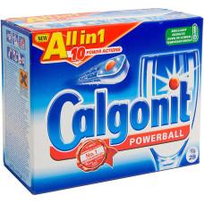 Таблетки для посудомоечных машин Calgonit Finish (Калгонит Финиш) 10 в 1, 28 шт
