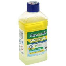 Очиститель для посудомоечных машин Clean&Fresh Лимонное дерево, 250 мл