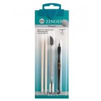 Набор (деревянные палочки 2 шт + шабер + триммер), ZO Sis-37