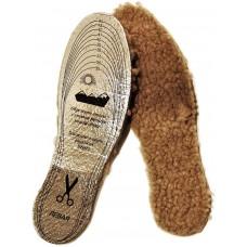Стельки для обуви Зимние Верюблюд