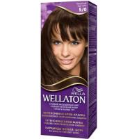 Краска для волос Wellaton (Вэллатон) 5/0 Темный дуб
