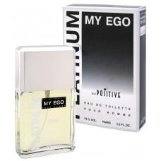 Мужская туалетная вода Platinum My Ego, 95 мл