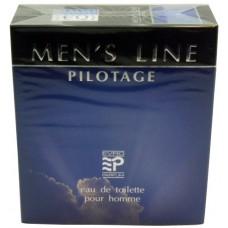 Мужская туалетная вода Men's Line Pilotage, 90 мл