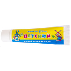 Крем легкий увлажняющий Невская Косметика Детский, 40 мл
