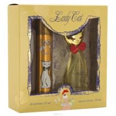 Подарочный набор  для женщин  Кис-Кис Леди  (туалетная вода 50 мл + дезодорант 75 мл)