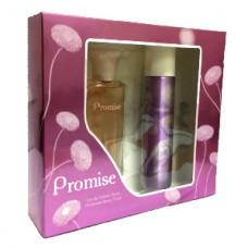 Подарочный набор  для женщин Promise ( Промис) (туалетная вода 50 мл + дезодорант 75 мл)