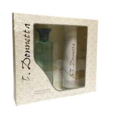 Подарочный набор  для женщин S. T. Donnetta ( С.Т. Доннетта) (туалетная вода 50 мл + дезодорант 75 мл)