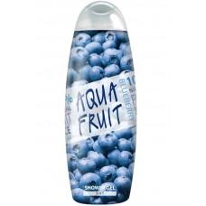Гель для душа Aquafruit (АкваФрут) Soft Голубика, 420 мл