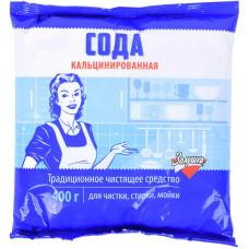 Сода кальцинированная Золушка, 400 мл