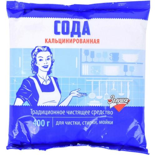 Сода кальцинированная Золушка, 400 г