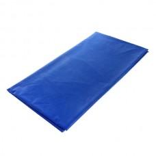 Скатерть Флис, 110х140 см, (синяя)