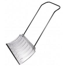Лопата Движок (скрепер) для снега оцинкованный формованный, 750х425 мм, s0,8 мм