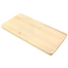 Доска разделочная деревянная Тип 10, 60х30х3 см