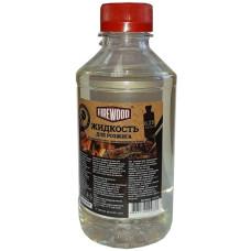 Жидкость для розжига FireWood, без дозатора, 250 мл