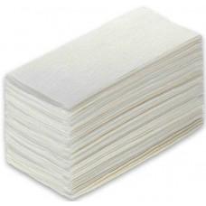 Листовые полотенца Teres (Терес) Стандарт Т-0200, V-сложение, 1-х слойные, 23х21 см, 250 листов