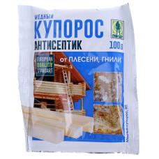 Медный купорос Антисептическое средство, 100 гр
